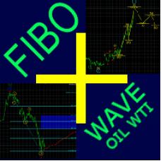 FiboPlusWave OIL WTI