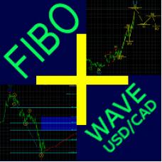 FiboPlusWave USDCAD